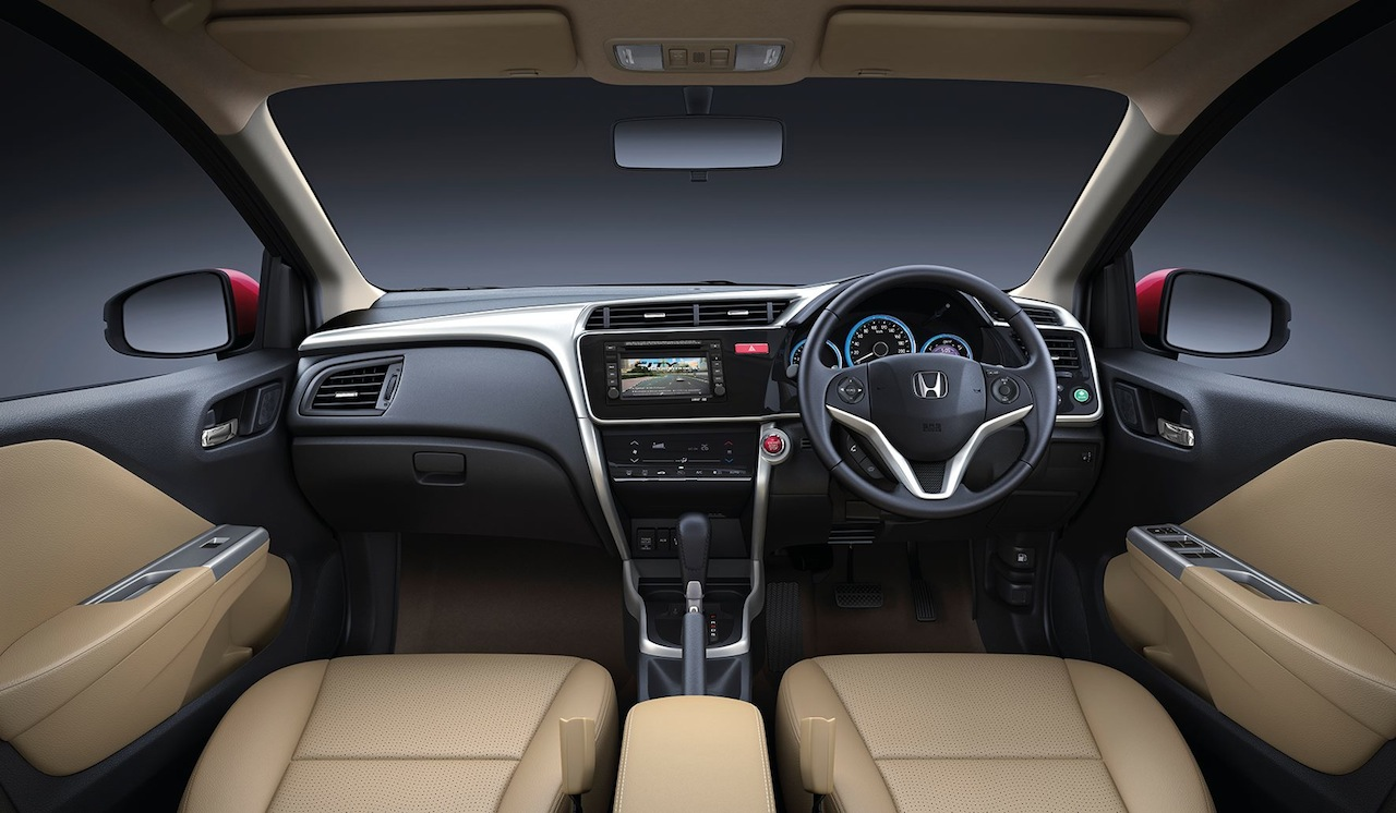 New-Honda-City-VXO-interior