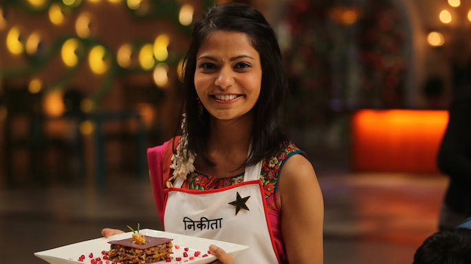 Nikita-masterchef india season 4