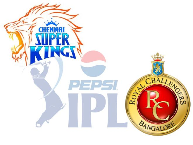 RCB vs CSK match 20