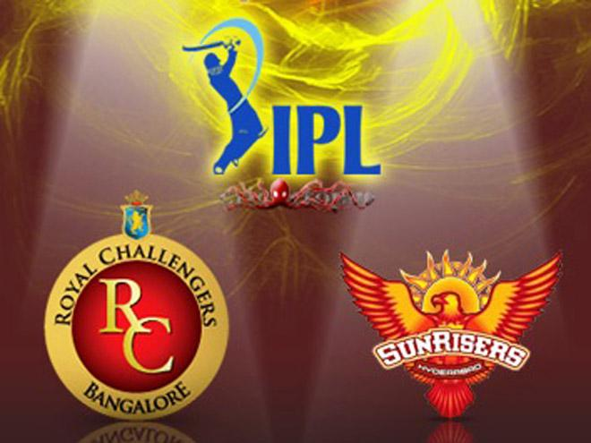 RCB vs SRH match 8