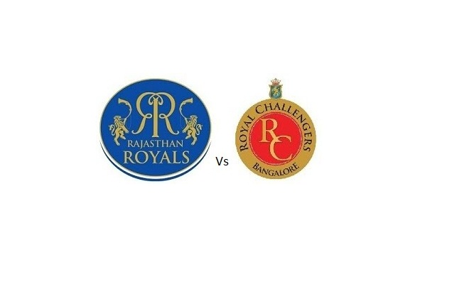 RR vs RCB match 22