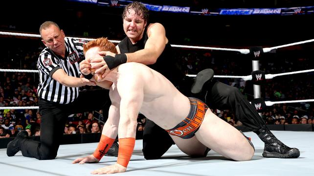WWE King Of the Ring 2015 Elimination Sheamus vs. Dean Ambrose