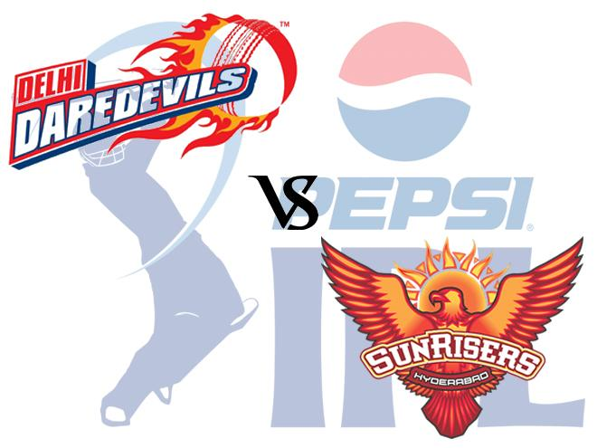 SRH vs DD match 13