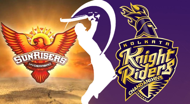 SRH vs KKR match 19
