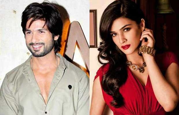 Shahid Kapoor's Next Movie Farzi with Kriti Sanon