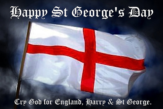 St Georges Day images