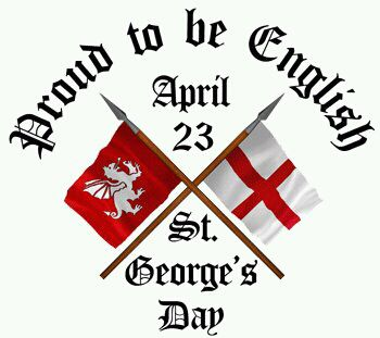 St Georges Day status