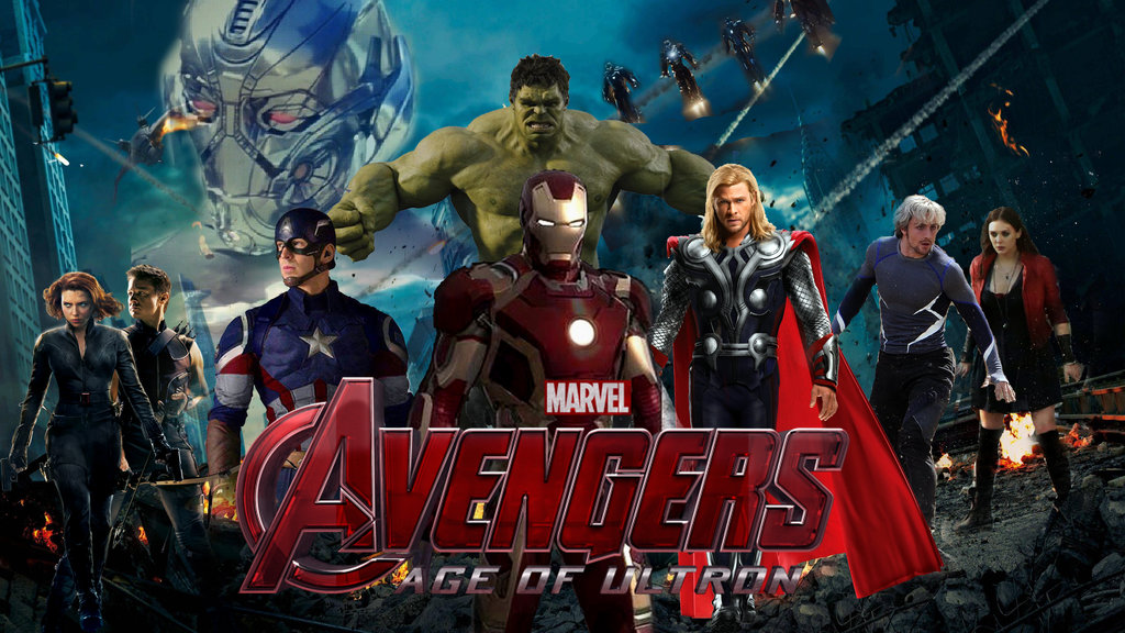 The Avengers Age of Ultron trailer