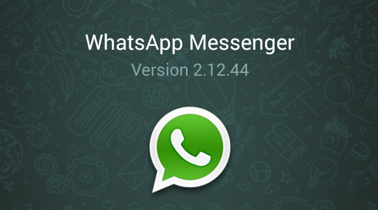 Whatsapp back up your chat