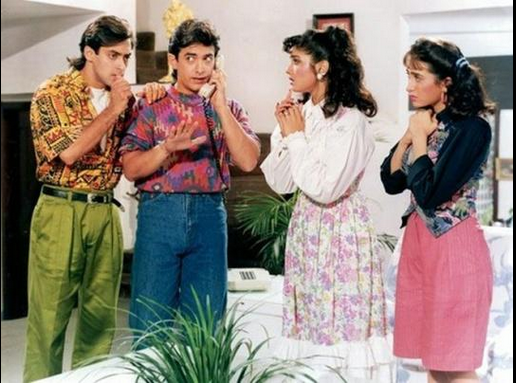 Funniest Tweets Andaz Apna Apna Complete its 21 Years