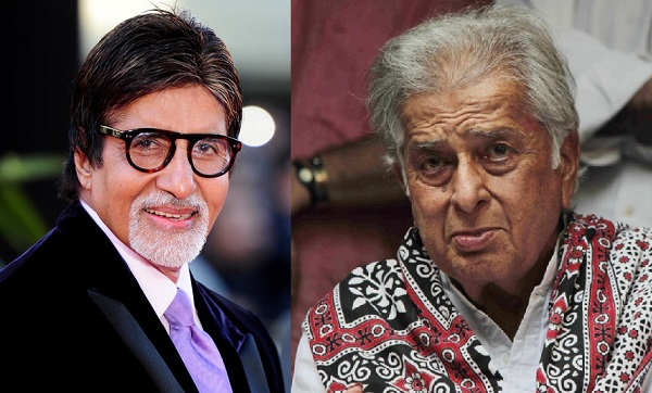 Amitabh Bachchan (Big B) records special video message for Shashi Kapoor
