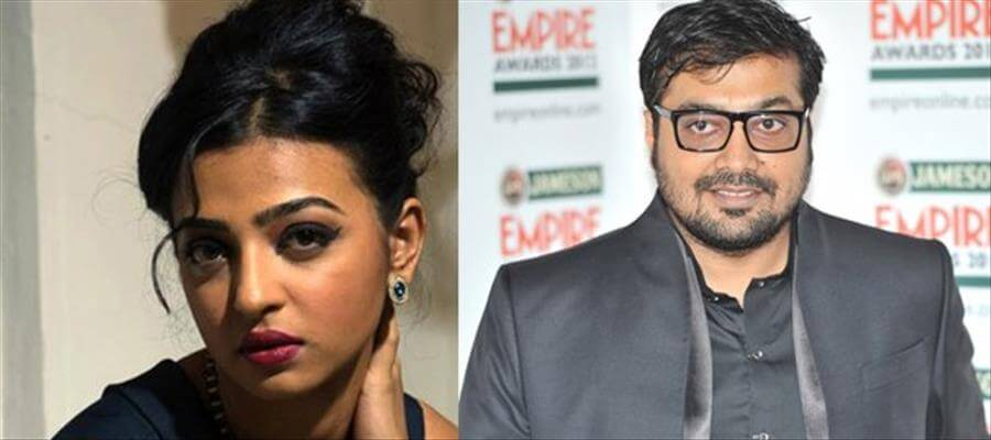 Radhika Apte's video clip goes viral on Internet Whatsapp From Hollywood