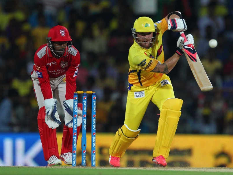 Match 24 CSK vs KXIP Brendon McCullum 66 Runs Batting Video Highlight
