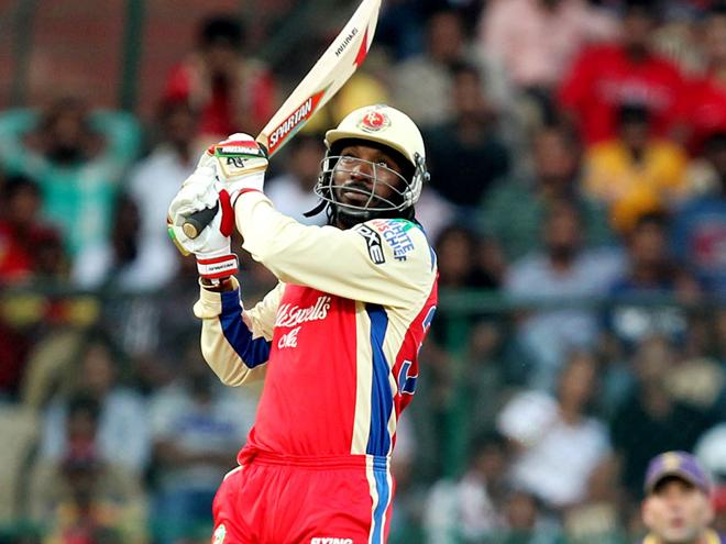 Match 5 RCB vs KKR ipl 8 Chris Gayle 95 Batting Video Highlight just 56 Balls