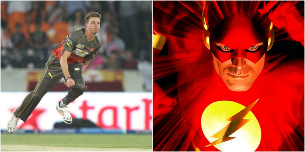 Dale Steyn (SRH) as Flash