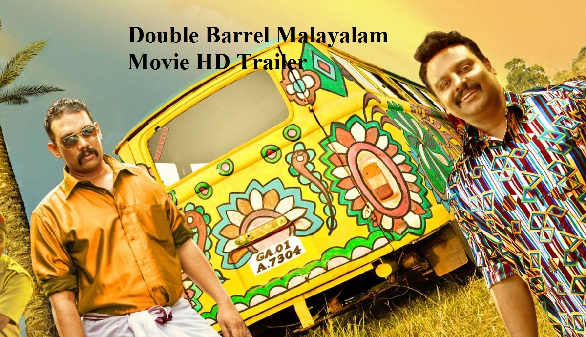 Malayalam Film Double Barrel Teaser 1 HD Trailer