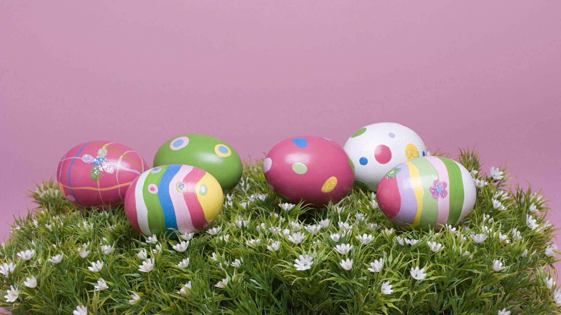 Easter Sunday Eggs Hd Wallpapers