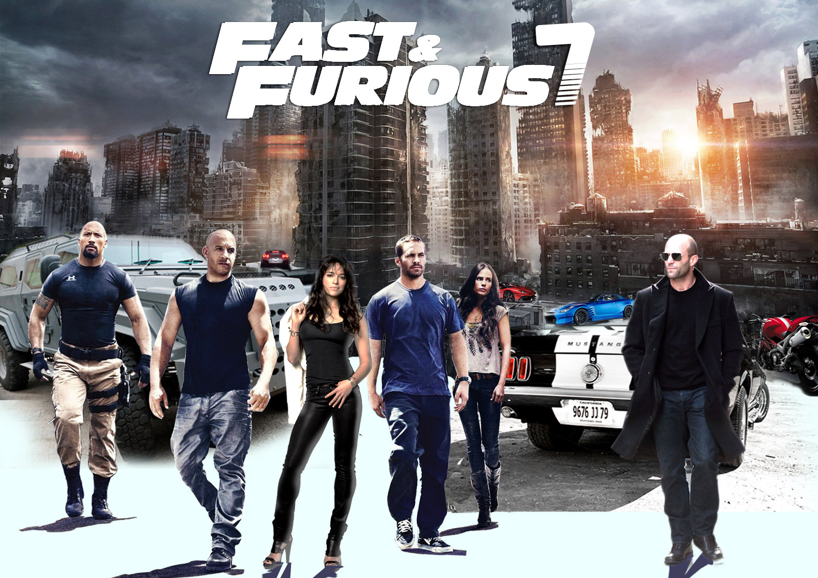 Furious 7 Movie Total Box Office Weekend Collection Earning Worldwide
