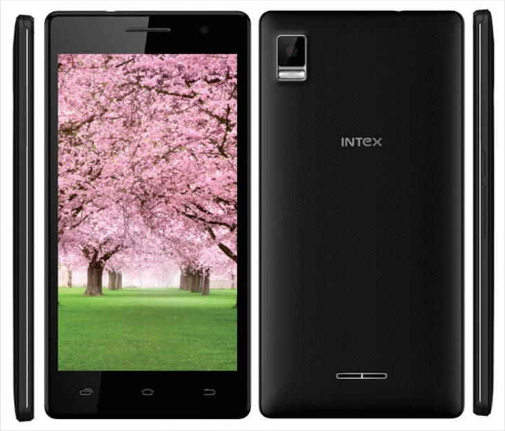 Intex Aqua Desire HD and Intex Aqua M5 Specs Features Price