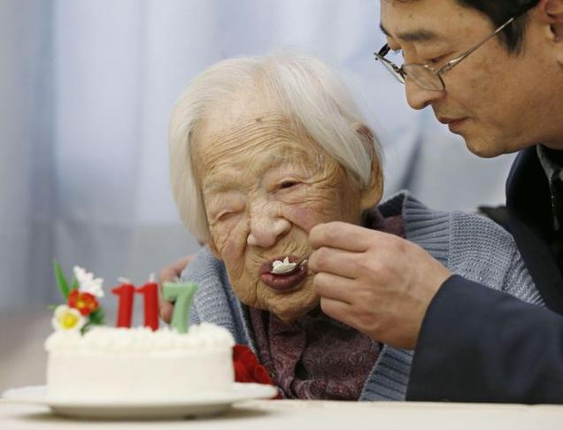 World's Oldest Women Misao Okawa Dies At The Age Of 117