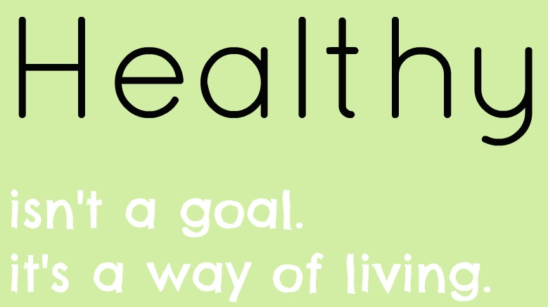 healthy living essay speech
