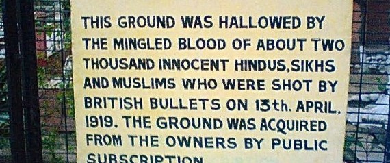 96th Anniversary of Jallianwala Bagh Massacre Remembered on Twitter