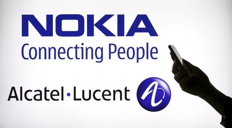 Nokia Agrees to Takeover Alcatel-Lucent for $16.6 Billion