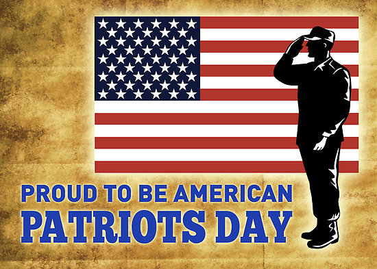 Patriots Day Images Pictures