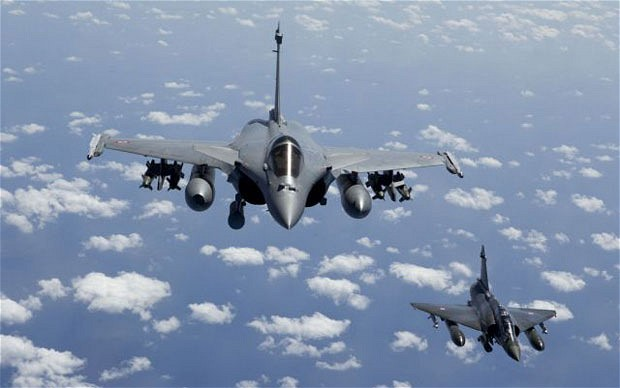 Rafale deal to be added in Indian Air Force: Said Manohar Parrikar
