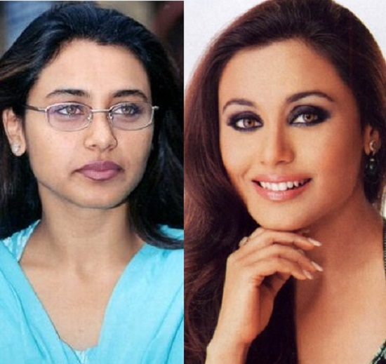 Bollywood Actresses From Ugly To BeautifulBollywood Actresses From Ugly To Beautiful