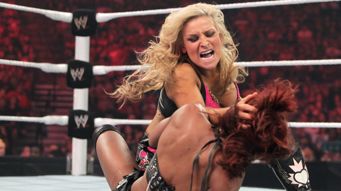 Natalya Vs Alica Fox