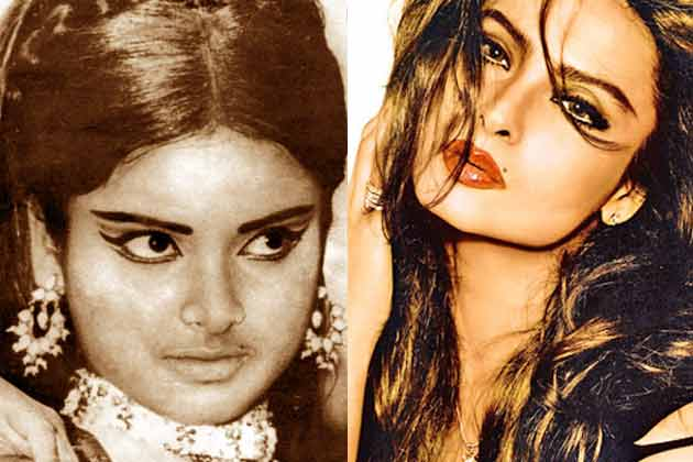 Bollywood Actresses From Ugly To Beautiful