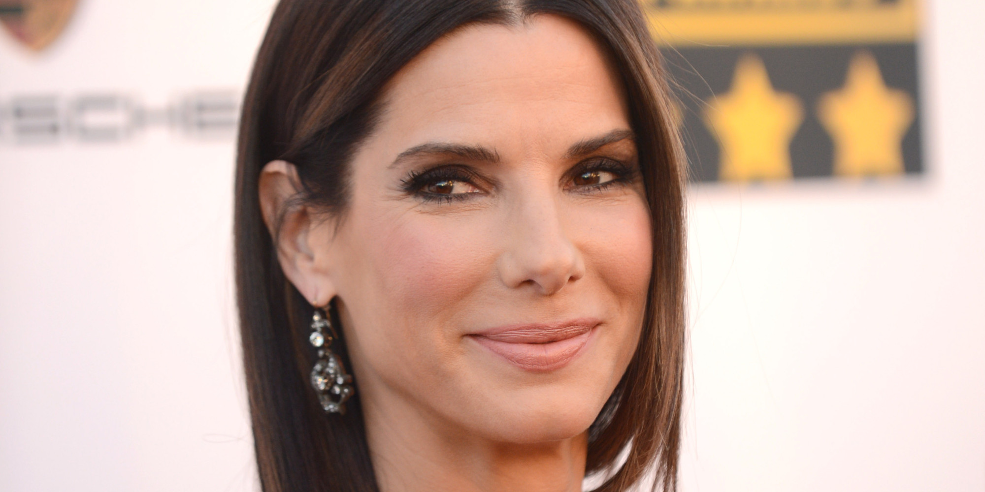 Sandra Bullock World's Beautiful Woman on Cover Pic of PEOPLE's Magazine 2015