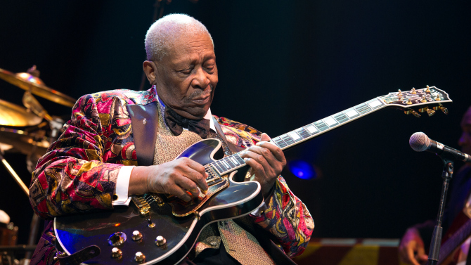 King of Blues, B.B. King Dies at 89 in Las Vegas