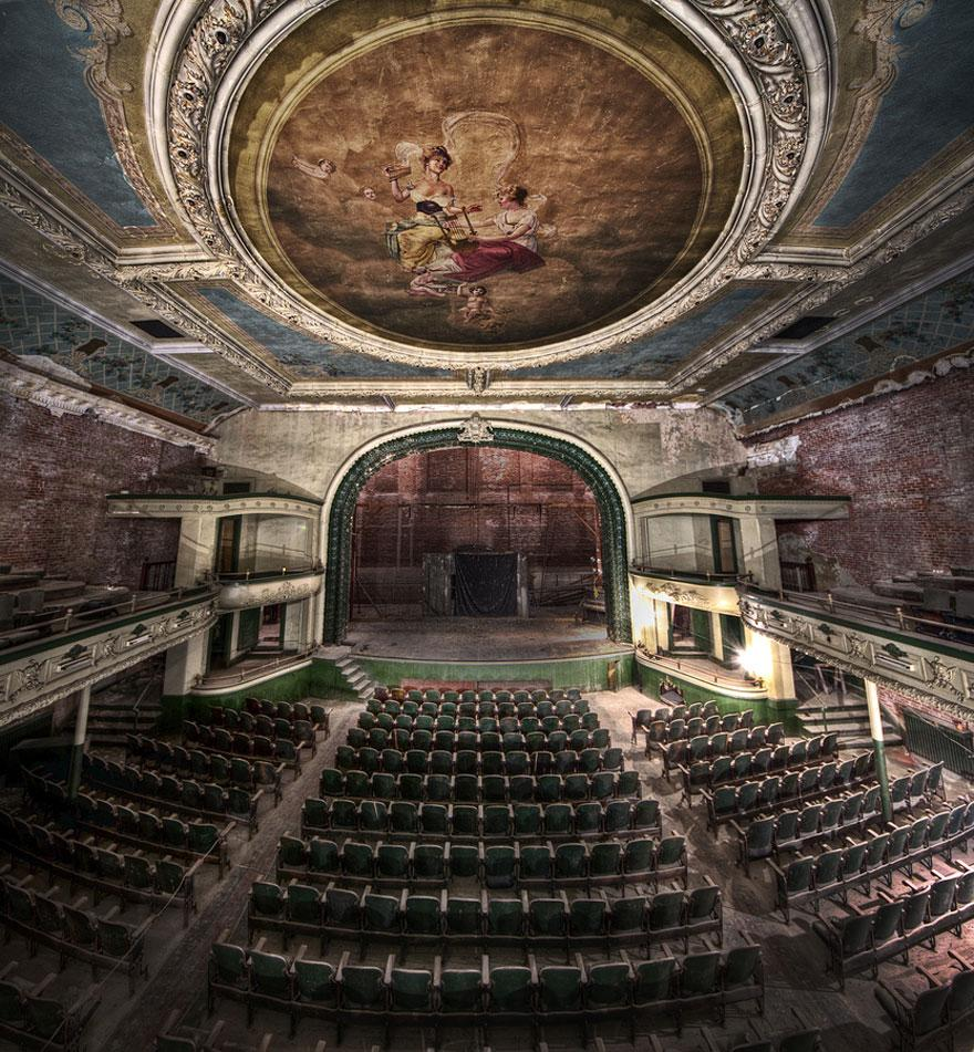 Orpheum Auditorium – New Bedford, Massachusetts