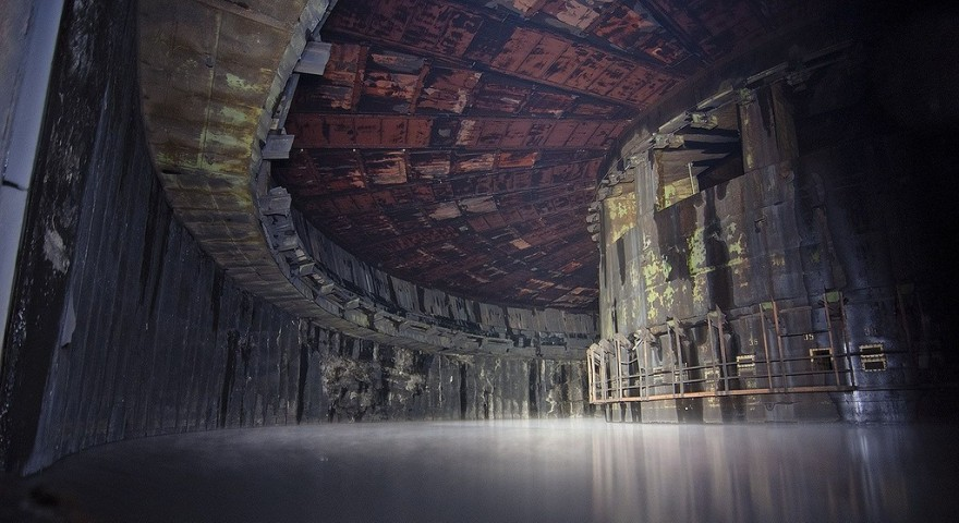 An Abandoned Rocket Factory – RussiaAn Abandoned Rocket Factory – Russia