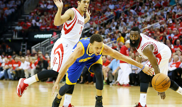 Golden State Warriors Routs Houston Rockets 115-80 in Game 3 of Western Conference Finals