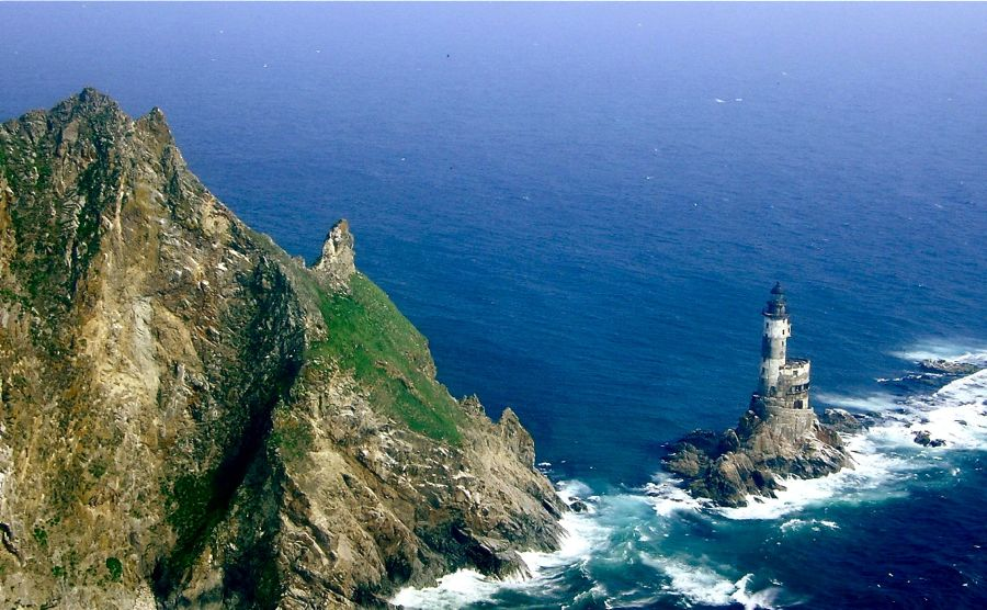 Aniva Rock Lighthouse – Sakhalinskaya Oblast, Russia