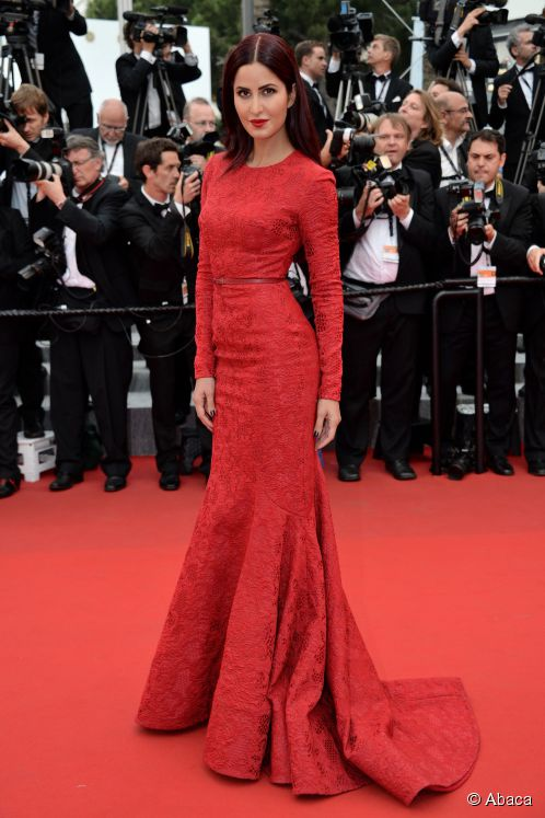 Katrina Kaif Dress on Red Carpet