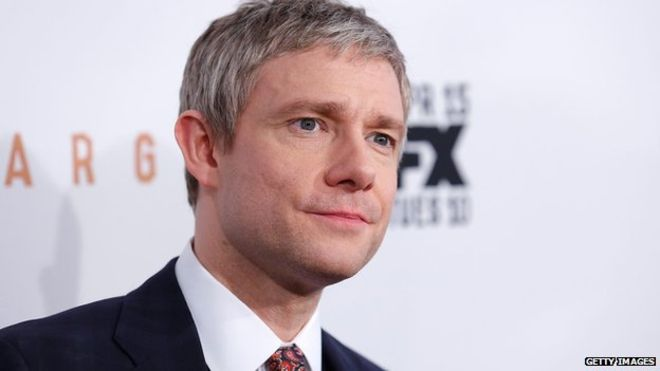 Martin Freeman Joins Marvel's Captain America: Civil War