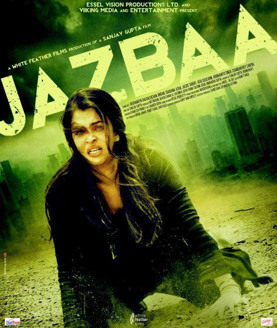 Aishwarya Rai Bachchan Movie Jazbaa First Look Poster Out