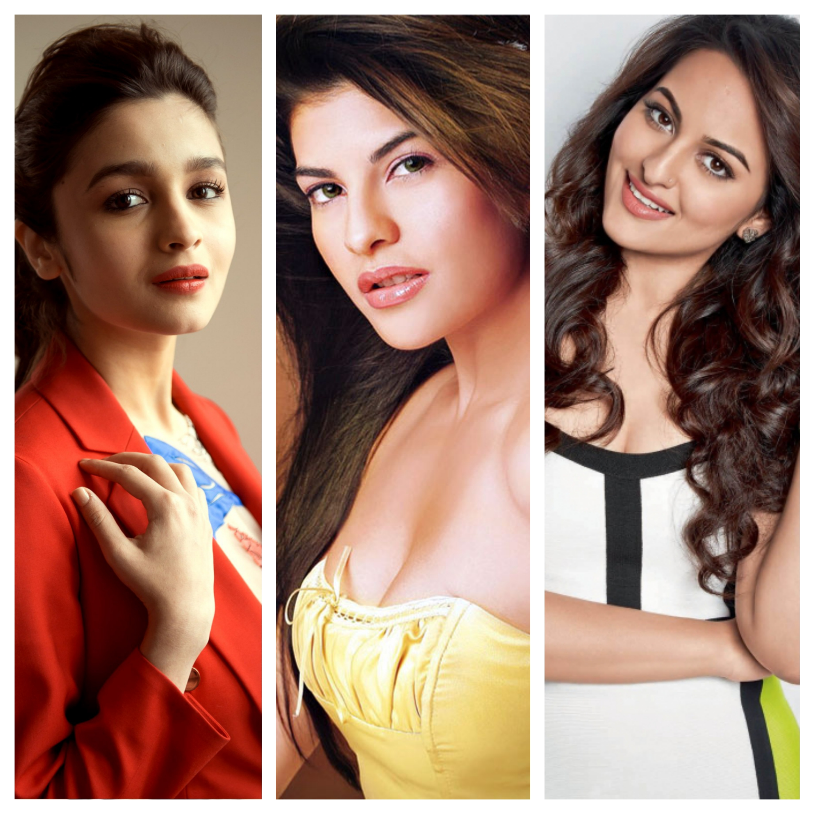 Watch Alia Bhatt Sonakshi Sinha Jacqueline in Dubsmash Video