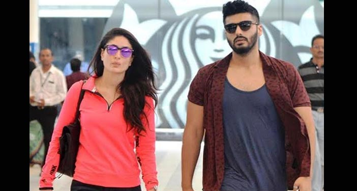 Arjun Kapoor & Kareena Kapoor Will Be Seen Together In R. Balki's Upcoming Movie