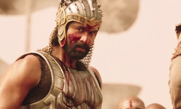 Baahubali Film Teaser Is Out Featuring Prabhas & Anushka Shetyy