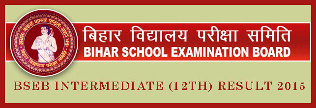 Bihar BSEB 12th Exam Result 2015 Declared May 20 biharboard.ac.in