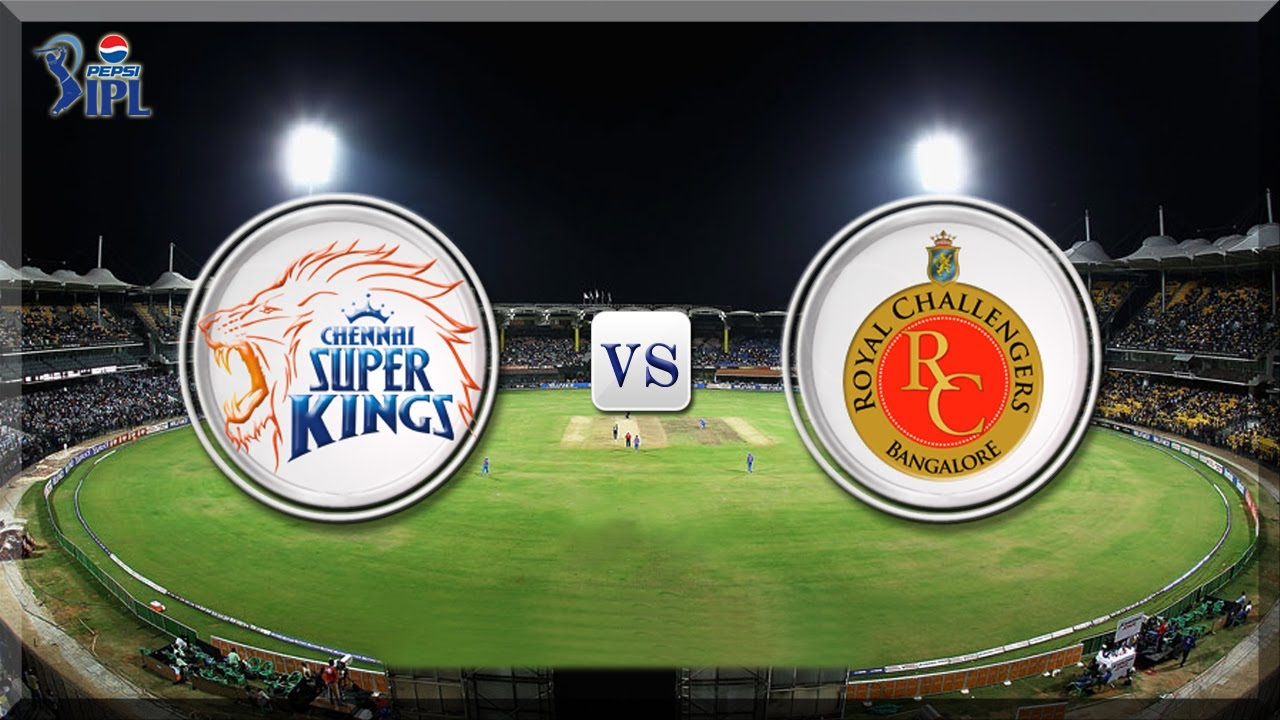 IPL 8 CSK Vs RCB 2nd Qualifier Today Match Live Score Toss Playing 11 Scorecard