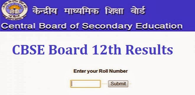 CBSE 12th Exam Board Result 2015 Date Announced 25 May Cbse.nic.in