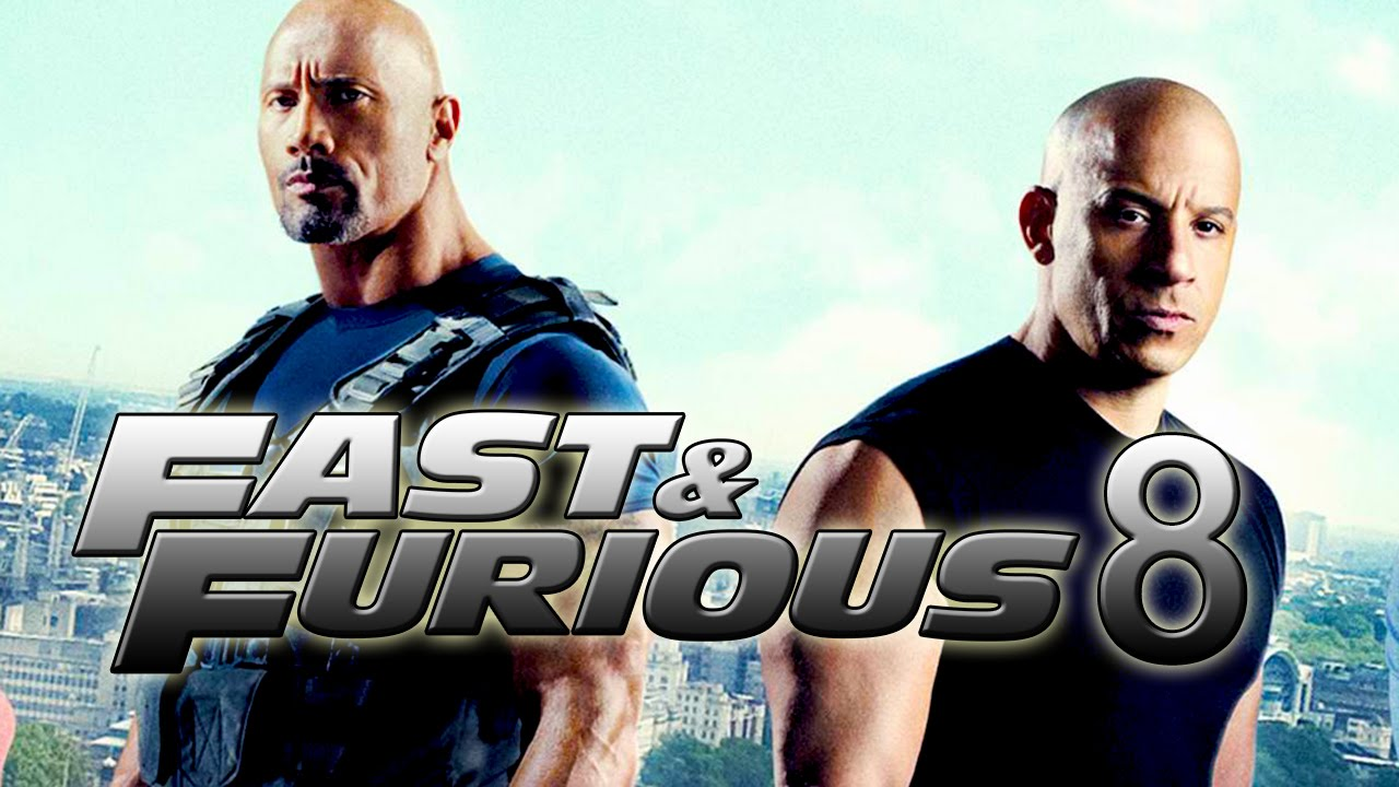 Dwayne Johnson (Rock) Signs Fast and Furious 8 Movie Release Date Confirmed