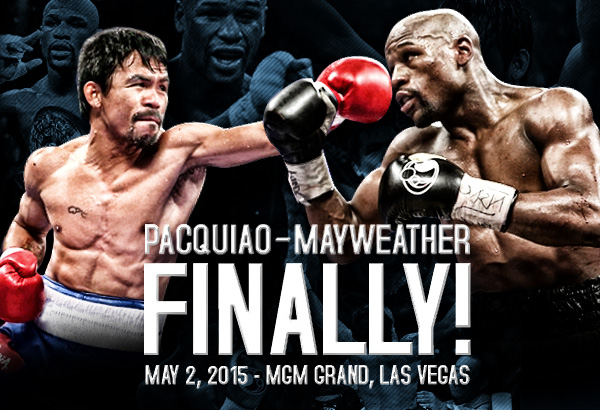 Pacquiao vs mayweather date in Melbourne