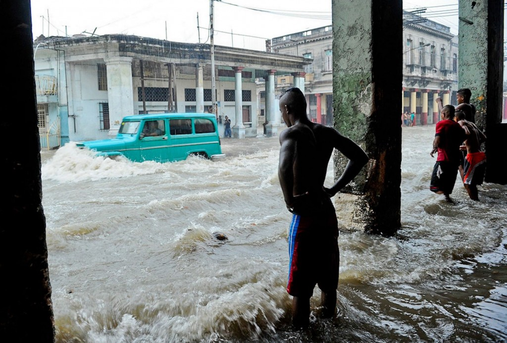 Heavy Torrential Rains Flood Havana Leaves Atleast Three Dead